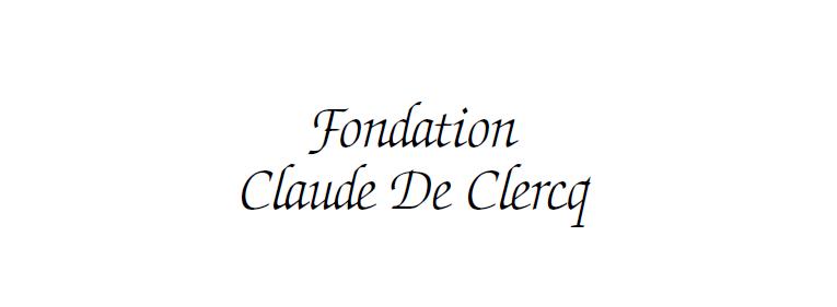 LogoFondClaudeDeClercq