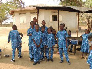 Le projet SON accompagne les orphelins togolais depuis 20 ans